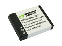 Wasabi Power Battery for GoPro Hero2 and Original HD Hero