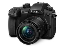 Panasonic Lumix GH5 Mirrorless Micro Four Thirds Digital Camera with Lumix G Vario 12-60mm f/3.5-5.6