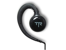 Titan Radio TR4SWVL Swivel D-Hook Earpiece with Inline Microphone for TR400