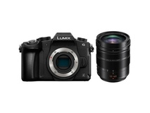 Panasonic Lumix G85 + 12-60mm Leica kit