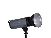 Mettle K400 Compact Fan-cooled Studio Light