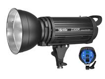 Mettle D300R Professional High Speed Flash - 300W - Stroboscopic