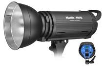 Mettle 400Q Professional High Speed Flash - 400W