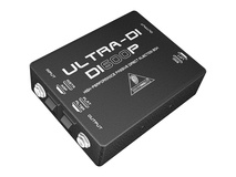 Behringer DI600P Ultra-DI Passive Direct Injection Box for Instrument and Amplifier Output