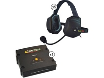Eartec ETXC-5 ComStar XT Full Duplex Wireless System with XTreme Wireless Headset (5 User)