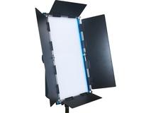 Dracast LED1000 S-Series Bi-Color LED Light with V-Mount Battery Plate