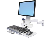 Ergotron 200 Series Combo Arm (White)