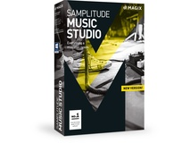 MAGIX Entertainment Samplitude Music Studio - Academic (Download)