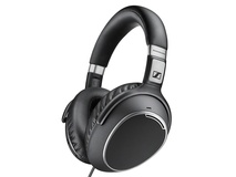 Sennheiser PXC 480 Wired Closed-Back Headphones with Adaptive Noise Cancellation (Black)