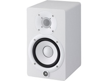 Yamaha HS5 Powered Studio Monitor (Single, White)