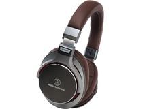 Audio-Technica Consumer ATH-MSR7 SonicPro Over-Ear High-Resolution Audio Headphones (Gun Metal)