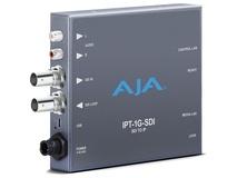 AJA IPT-1G-SDI 3G-SDI Video and Audio to JPEG 2000 Converter