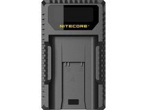 NITECORE ULM9 USB Travel Charger for Leica 14464 Lithium-Ion battery