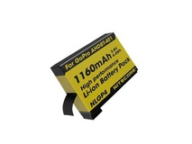 NITECORE NLGP4 High Performance Rechargeable Battery For GoPro HERO4
