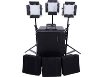Dracast LED500 S-Series Daylight LED 3-Light Kit