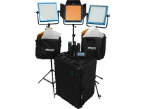 Dracast Studio Plus 3-Light Kit (Bi-Colour)