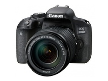 Canon 800D DSLR Camera with 18-135mm Lens