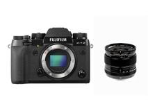Fujifilm X-T2 Mirrorless Digital Camera with XF 14mm F2.8 R Lens
