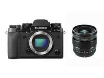 Fujifilm X-T2 Mirrorless Digital Camera with XF 16mm F1.4 R WR Lens