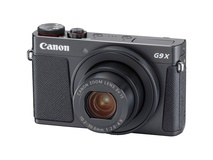 Canon PowerShot G9 X Mark II Digital Camera (Black)