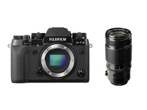 Fujifilm X-T2 Mirrorless Digital Camera with XF 50-140mm f/2.8 R LM OIS WR Lens