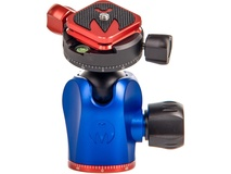 3 Legged Thing Equinox (Blue, Orange, and Gray) AirHed 360 Ball Head