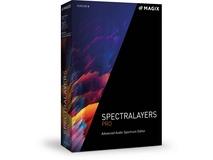 MAGIX Entertainment SpectraLayers Pro 4 Upgrade - Advanced Audio Spectrum (Educational, Download)