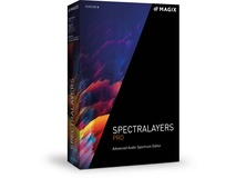 MAGIX Entertainment SpectraLayers Pro 4 - Advanced Audio Spectrum Editor (Educational, Download)
