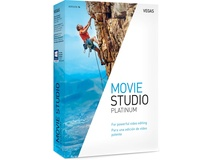 MAGIX Entertainment VEGAS Movie Studio 14 Platinum (Academic, Download)