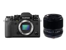 Fujifilm X-T2 Mirrorless Digital Camera with XF 60mm F2.4 R Macro Lens