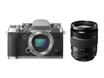 Fujifilm X-T2 Mirrorless Digital Camera with XF 18-135mm F3.5-5.6 R LM OIS WR Lens (Graphite Silver)
