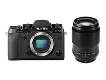 Fujifilm X-T2 Mirrorless Digital Camera with XF 90mm F2 R LM WR Lens