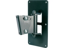 K&M 24481 Speaker Wall Mount (Black)