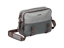 Manfrotto Windsor Camera Reporter Bag for DSLR (Grey)