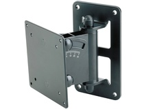 K&M 24473 Articulating Wall Mount (Black)