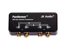 JK Audio Pureformer - Stereo Isolation Transformer