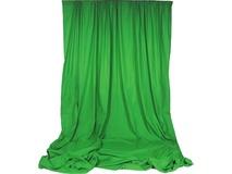 Angler Chromakey Green Background 3m x 3.7m