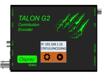 Osprey Talon G2 H.264 Encoder (SDI, HDMI)