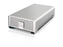 G-Technology G-Raid Mini 2TB with USB 3.0