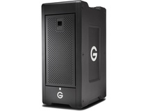 G-Technology G-SPEED Shuttle XL 24TB 8-Bay Thunderbolt 3 RAID Array with Two ev Bay Adapters