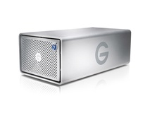 G-Technology G-RAID 16TB 2-Bay Thunderbolt 3 RAID Array (2 x 8TB)