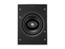 "KEF Ci200CL Ultra Thin Bezel 8"" Rectangular In Wall Speaker"