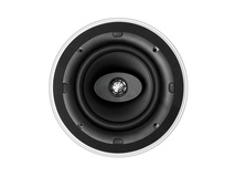 "KEF Ci200CR Utlra Thin Bezel 8"" Round In Ceiling Speaker"