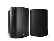 "KEF VENTURA5B 5.25"" Weatherproof Outdoor Speaker - Pair (Black)"