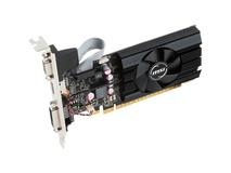 MSI GeForce GTX 710 Low Profile Graphics Card - Single Fan Cooler