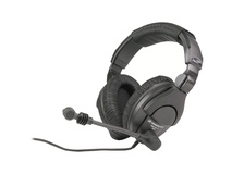 Sennheiser HMD280-13 - Dual-Sided Circumaural Closed-Back Headset with Supercardioid Boom Microphone