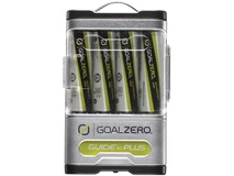 Goal Zero Guide 10 Plus Power Pack Kit With AA Batteries