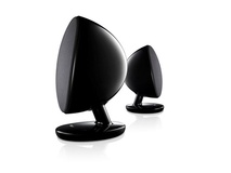 KEF EGG Wireless Digital Music System (Black)