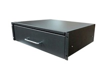 Dynamix AV Rack 3RU Sliding Drawer