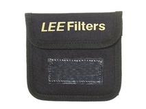 LEE Filters Filter Pouch for 100 x 100mm Filter (Black)